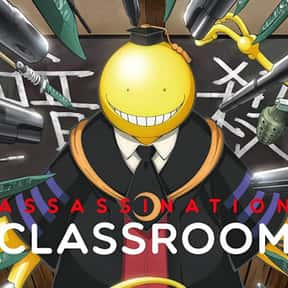Assassination Classroom is listed (or ranked) 2 on the list The Best Anime Like Hinamatsuri