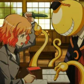Assassnation Classroom is listed (or ranked) 17 on the list The Funniest Anime Shows Ever Made