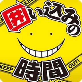 Assassination Classroom is listed (or ranked) 8 on the list The Best English Dubbed Anime of All Time