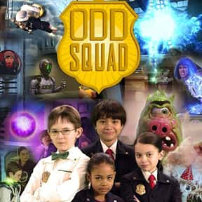 Odd Squad is listed (or ranked) 22 on the list Good TV Shows for Tweens