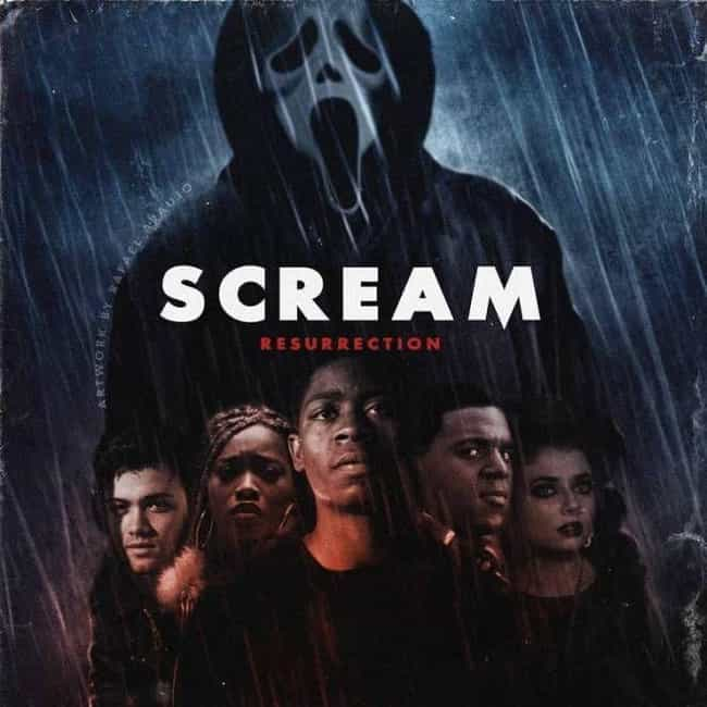 Scream is listed (or ranked) 4 on the list The Best Kevin Williamson Shows and TV Series