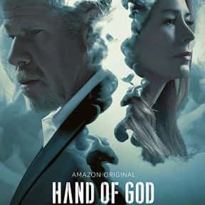 Hand of God is listed (or ranked) 14 on the list All the Shows Amazon Has Canceled