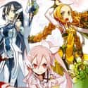Yuki Yuna Is a Hero is listed (or ranked) 42 on the list The Best Anime Streaming on Netflix