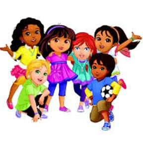Dora And Friends: Into The Cit is listed (or ranked) 1 on the list The Most Annoying Kids Shows Currently On TV