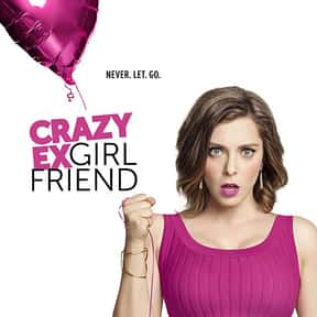 Crazy Ex-Girlfriend is listed (or ranked) 2 on the list The Greatest TV Shows About Star-Crossed Lovers And Other Doomed Relationships