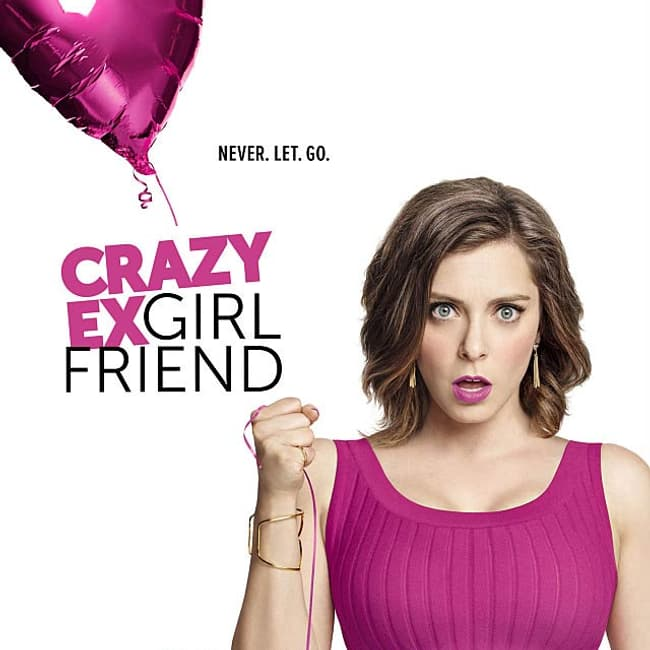 Crazy Ex Girlfriend Is Listed Or Ranked  On The List Movies