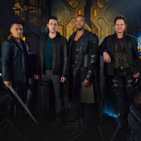 Dark Matter is listed (or ranked) 19 on the list The Best New TV Series of 2015