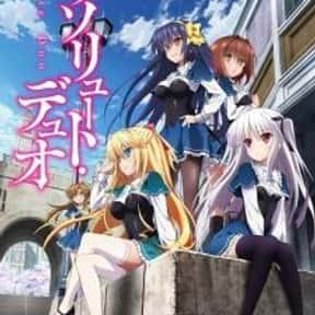 Absolute Duo is listed (or ranked) 13 on the list The Best Anime Like Trinity Seven