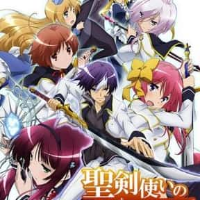 Seiken Tsukai No World Break is listed (or ranked) 17 on the list The Best Harem Anime Of All Time