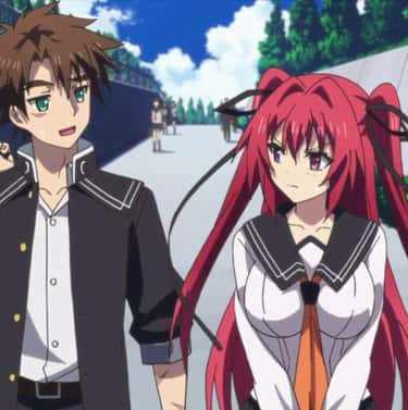 The Testament of Sister New De is listed (or ranked) 1 on the list 15+ Good Anime Like High School DxD