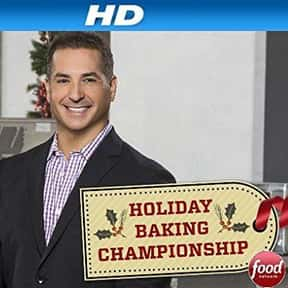 Holiday Baking Championship is listed (or ranked) 4 on the list The Best Baking Competition Shows Ever Made