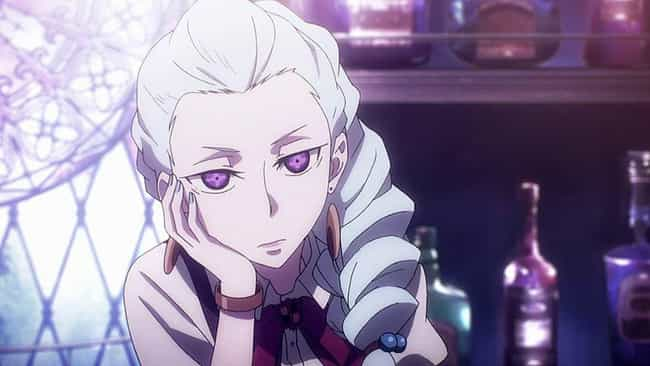 Death Parade is listed (or ranked) 4 on the list The 13 Best Anime About Gambling