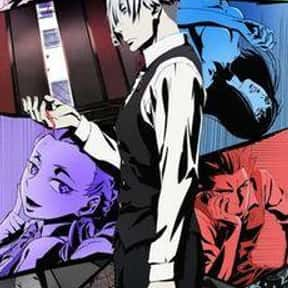 Death Parade is listed (or ranked) 11 on the list The Best Anime Like Gangsta