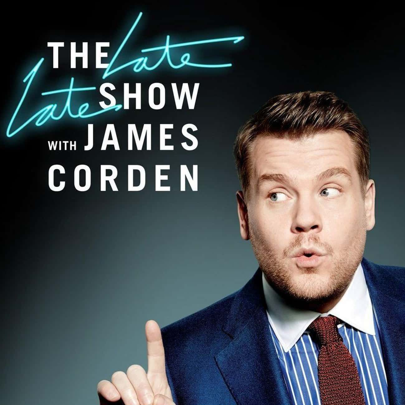 The Late Late Show with James  is listed (or ranked) 4 on the list The Best Current Late Night Shows