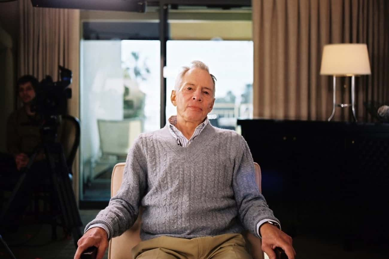 The Jinx: The Life and Deaths  is listed (or ranked) 3 on the list The Best True Crime Documentaries To Watch
