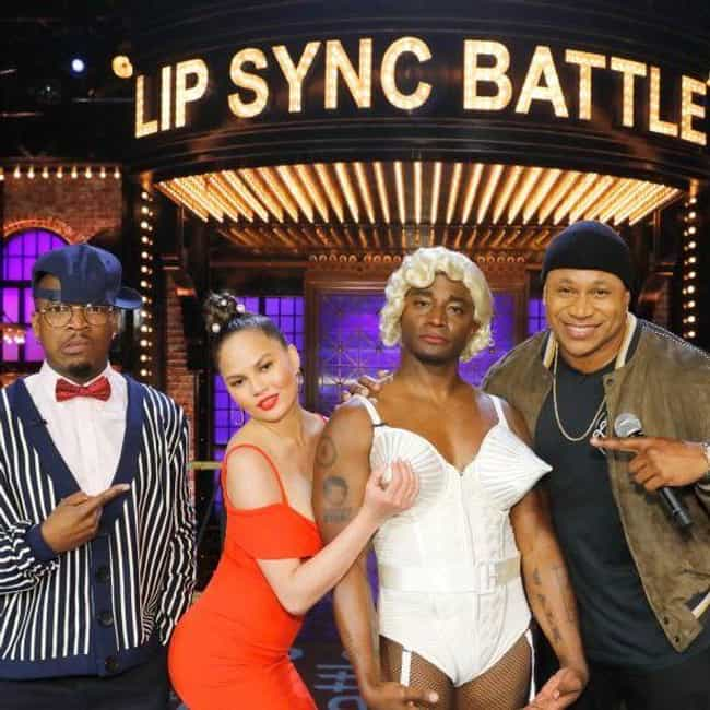 Lip Sync Battle is listed (or ranked) 6 on the list What to Watch If You Love 'America's Got Talent'