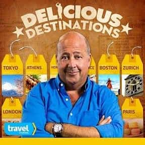 Bizarre Foods: Delicious Desti is listed (or ranked) 10 on the list The Best Food Travelogue TV Shows