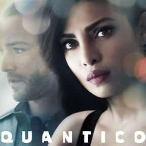 Quantico is listed (or ranked) 8 on the list The Best Shows About the FBI