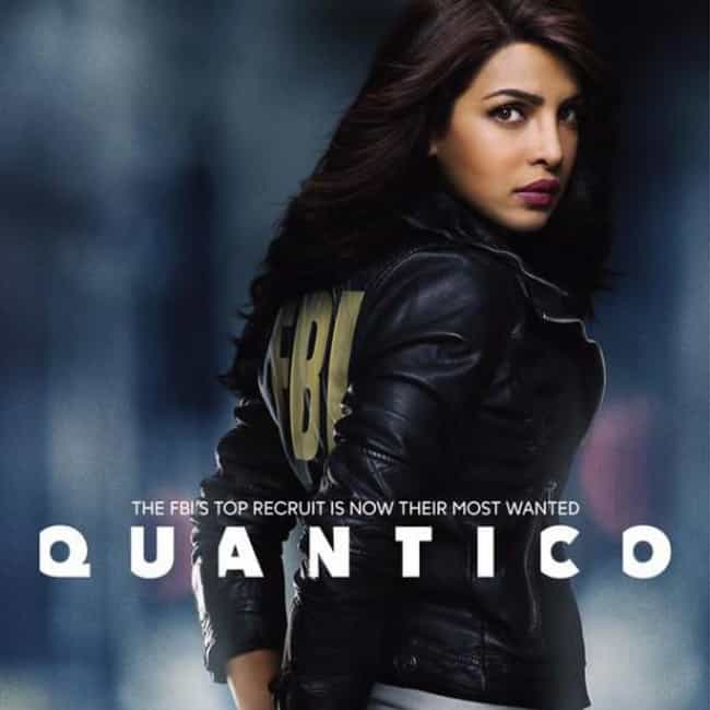 Quantico is listed (or ranked) 2 on the list What to Watch If You Love 'Blindspot'