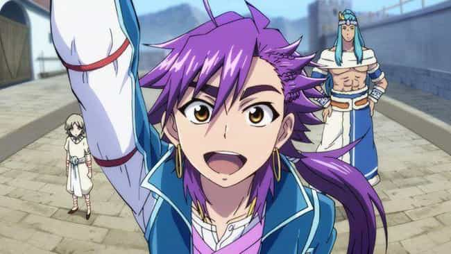 Magi: Sinbad no Bouken is listed (or ranked) 4 on the list The 15 Best Action Anime OVAs of All Time