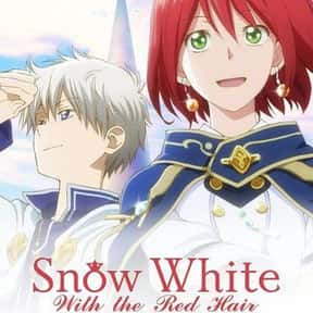 Snow White With the Red Hair is listed (or ranked) 3 on the list The Best Romance Anime on Hulu