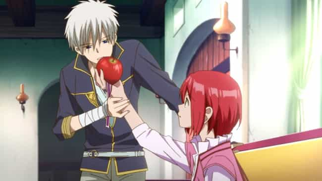 Snow White with the Red ... is listed (or ranked) 1 on the list The 15 Most Underrated Romance Anime You Should Check Out