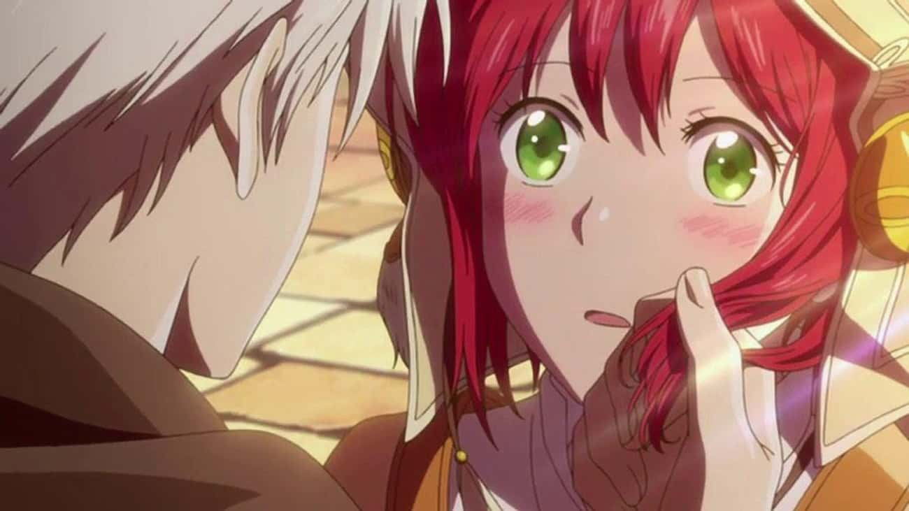 Snow White with the Red Hair:  is listed (or ranked) 2 on the list The 15 Best Romance Anime OVAs of All Time