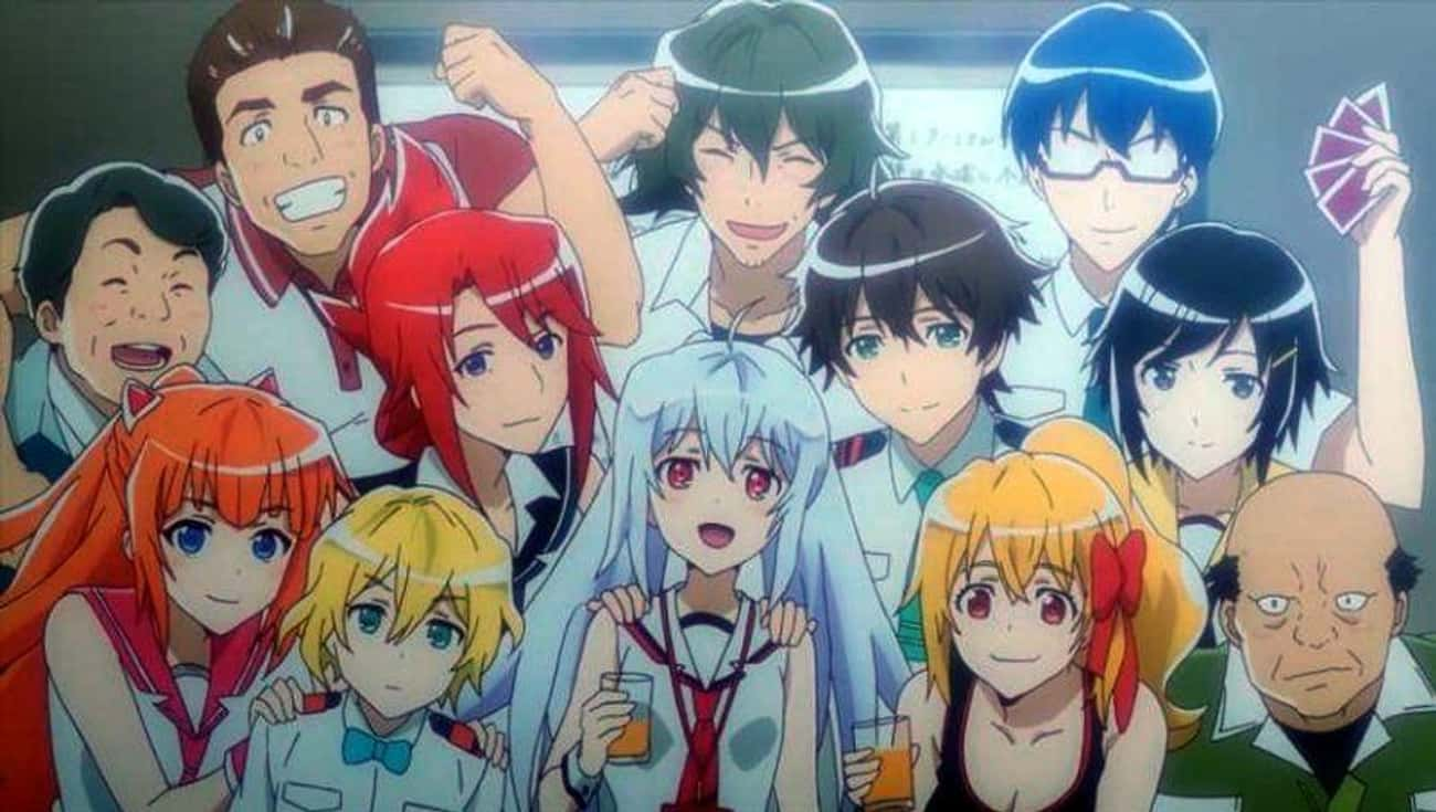 Plastic Memories - How to Say  is listed (or ranked) 3 on the list 17 Anime Series That Will Make You Cry Like a Baby