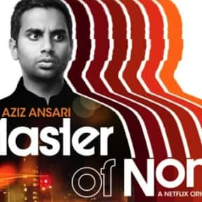 Master of None is listed (or ranked) 18 on the list The Best New TV Series of 2015