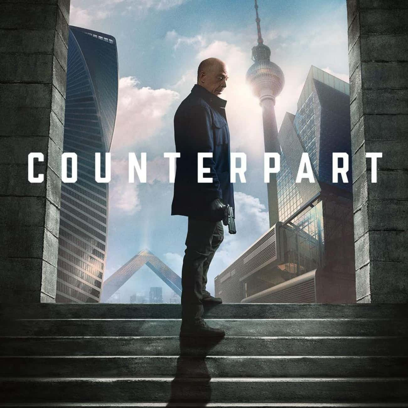 Counterpart is listed (or ranked) 1 on the list What To Watch If You Love 'Orphan Black'