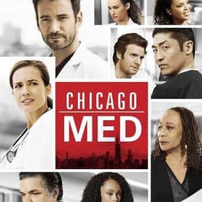 Chicago Med is listed (or ranked) 5 on the list The Best Dick Wolf Shows and TV Series