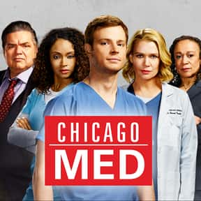 Chicago Med is listed (or ranked) 15 on the list The Very Best Procedural Dramas of the 2010s