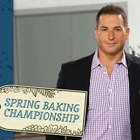 Spring Baking Championship is listed (or ranked) 5 on the list The Best Baking Competition Shows Ever Made