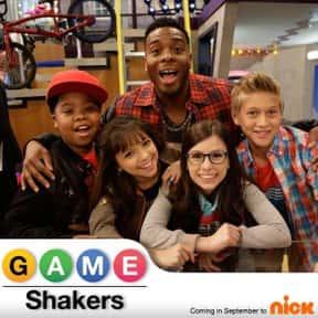 Game Shakers is listed (or ranked) 11 on the list The Best Current TV Shows About School