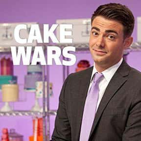 Cake Wars is listed (or ranked) 10 on the list The Best Baking Competition Shows Ever Made