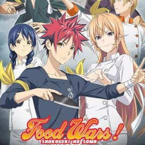 Food Wars! Shokugeki no Soma is listed (or ranked) 22 on the list The Best Anime on Crunchyroll