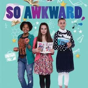 So Awkward is listed (or ranked) 13 on the list The Best Current TV Shows About School