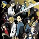 Durarara!!x2 is listed (or ranked) 25 on the list The Best Anime Streaming on Netflix