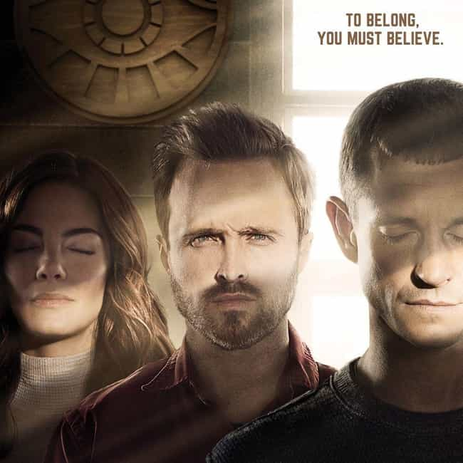 The Path is listed (or ranked) 2 on the list The Best Hulu Original Drama Shows