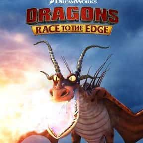 Dragons: Race to the Edge is listed (or ranked) 12 on the list The Best Animated Shows On Netflix