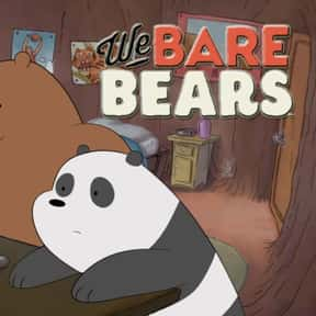We Bare Bears is listed (or ranked) 8 on the list The Best Animated Shows On Netflix