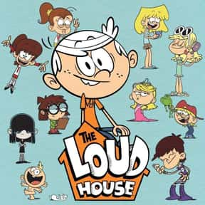 The Loud House is listed (or ranked) 20 on the list The Best Current Animated Series