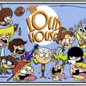 The Loud House is listed (or ranked) 9 on the list The Best 2010s Nickelodeon Shows