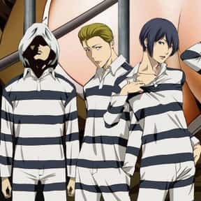 Prison School is listed (or ranked) 12 on the list The Best Comedy Anime on Hulu