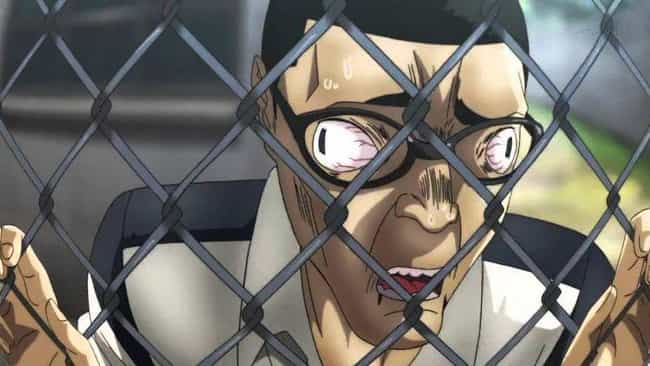 Prison School is listed (or ranked) 2 on the list The 13 Most Immature Anime Ever Created