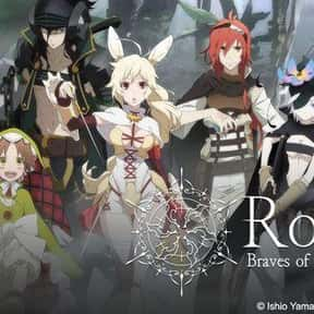 Rokka: Braves of the Six Flowe is listed (or ranked) 17 on the list The Best Anime Like Yona of the Dawn