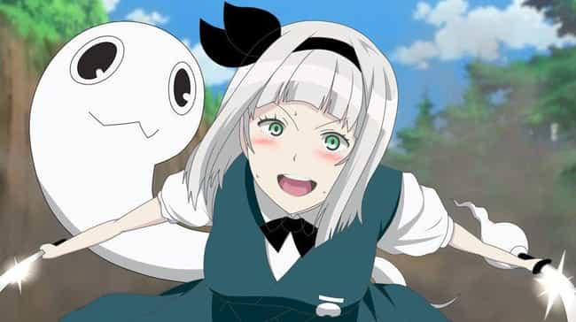 Shimoneta: A Boring Worl... is listed (or ranked) 6 on the list 16 Great Anime You Can't Watch on Crunchyroll
