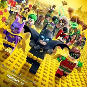 The Lego Batman Movie is listed (or ranked) 11 on the list Every Single Batman Movie, Ranked Best to Worst