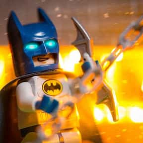 The Lego Batman Movie is listed (or ranked) 14 on the list Every Comic Book Movie From 2017, Ranked