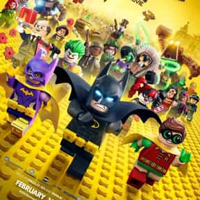 The Lego Batman Movie is listed (or ranked) 18 on the list The Biggest Oscar Snubs of 2018